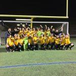 Arlington Boys' Soccer wins Citrus Hill Tournament 4 -2 on penalty kicks, Monday, 12/12.