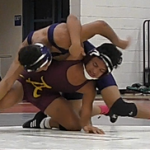Arlington JV Wrestlers start off the season on a positive note.