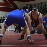 Arlington Wrestling competed at the Downey Invitational.