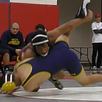 Arlington Wrestling pins Poly 43 – 30 on Thursday, 1/12 at Poly to improve to 2 & 1 in the IVL.