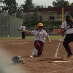 Arlington Softball downs Hillcrest 7-3 and 15-3 in double header at Arlington, on Saturday, 3/4.