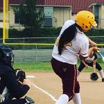 Arlington Softball downs Ayala, 5 – 0 on Saturday, 4/22.