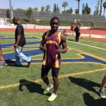 Arlington Track & Field competes at Inland Valley League Finals.