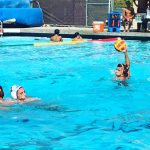 Arlington Water Polo bests Murrieta Mesa 18 – 12, on Tuesday, 9/6.