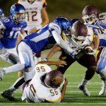 Arlington Football hosts Canyon Springs in lower level, double header, on Thursday, 10/26.