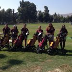 Arlington Girls' Golf defeats Valley View, 227-271 on Thursday, 10/12.