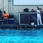 Arlington Boys' Water Polo wins tough road game, 9-3 over Xavier Prep, on Wednesday, 9/27.