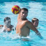 Arlington Boys' Water Polo earns twentieth win of the year 16-9, over Valley View, on Thursday, 10/19.