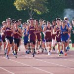 Arlington Cross Country runs at IVL# 2 on Wednesday, 10/11, at 2:30 p.m.