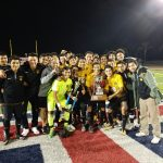 Arlington Boys' Soccer downs Citrus Hill 2-0, on Saturday, 12/3, to win the Heritage H.S. Tournament.