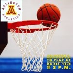 Arlington Frosh Boys' Basketball to play @ 3 p.m. in the Corona Tournament on Friday, 12/8.