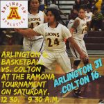 Arlington Girls Basketball defeats Colton, 31-16, on Saturday, 12/30.