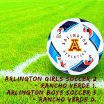 Arlington Soccer sweeps Rancho Verde, on Tuesday, 1/16/2018.