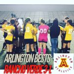 Arlington Girls Soccer defeats Rancho Verde, 3-1, on Thursday, 2/1/2018.