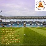 CIF Division II Quarter-Final Game: Aliso Niguel advances on PKs.