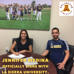 REMEMBER THE NAME: JENNIFER MEDINA, from Lion to Eagle.