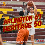 Arlington Boys' Basketball clinches a CiF Playoff berth win a 67-50 win over Heritage.