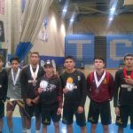 Saturday, 2/9: CiF Individual Wrestling at Carter H.S. – Registration is at 8 a.m.  Wrestling starts at 11 a.m.