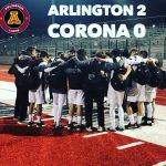 CiF Division II Second Round Game: Arlington Boys' Soccer shuts out Corona H.S., 2-0 on Saturday, 2/9.