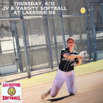 Thursday, 4/11/2019: Arlington Softball Update