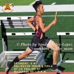 Saturday, 5/4: Arlington Track & Field at CiF Prelims at Moorpark High School – 11 a.m.