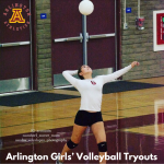 Arlington Girls' Volleyball Tryout Information
