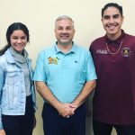 CBAADA – Outstanding Senior Athletes of the Year: Lizbeth Areizaga and Gustavo Aguilera