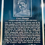 Arlington's Gary Rungo to be inducted into the Riverside Sports Hall of Fame on Monday, May 13th.