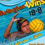 Water Polo vs. Webb 18-8