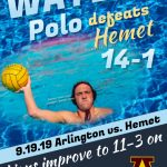 Water Polo takes another victory!