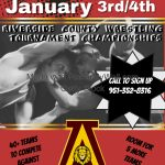 Riverside Country Wrestling Tournament Championships