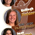 Volleyball adds Three to All-League