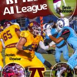 1st Team All-League: Football honors 4