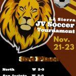 Lady Lions Kick off Soccer Season in the La Sierra Tournament