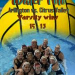 Girls Water Polo Staying Strong