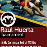 Arlington Wrestling team competes in Raul Huerta Tournament