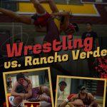 Wrestling vs. Rancho Verde
