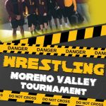 Wrestling team competes in Moreno Valley Tourney
