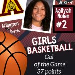 Aaliyah Nolen scores 37 points to help the Lady Lions defeat Perris