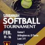 Softball competes in Savannah Tournament for season opener