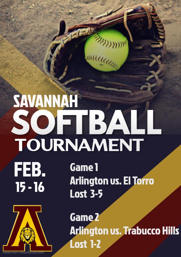 Softball competes in Savannah Tournament for season opener