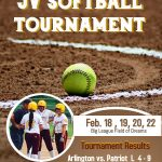 Jurupa Valley Softball tournament