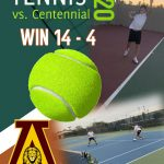 Boys Tennis improve to 3-1 with win over Centenial
