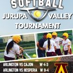 Softball Jurupa Valley Tournament