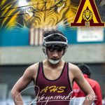 Artie Carranza Represents Arlington at the State Finals for Wrestling