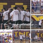 Boys Volleyball bounce back beating Corona 3-0