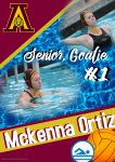 Senior Shout Out! Mckenna Ortiz – Water Polo and Swim