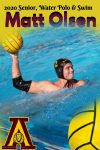 Senior Shout Out! Matt Olsen – Water Polo and Swim