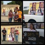 Softball Coaches celebrate their Seniors! Congrats to Desiree Lara and Hannah Lerma.
