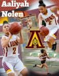 Senior Shout Out! Aaliyah Nolen – Basketball and Track